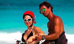 kitesurfing lessons tulum mexico