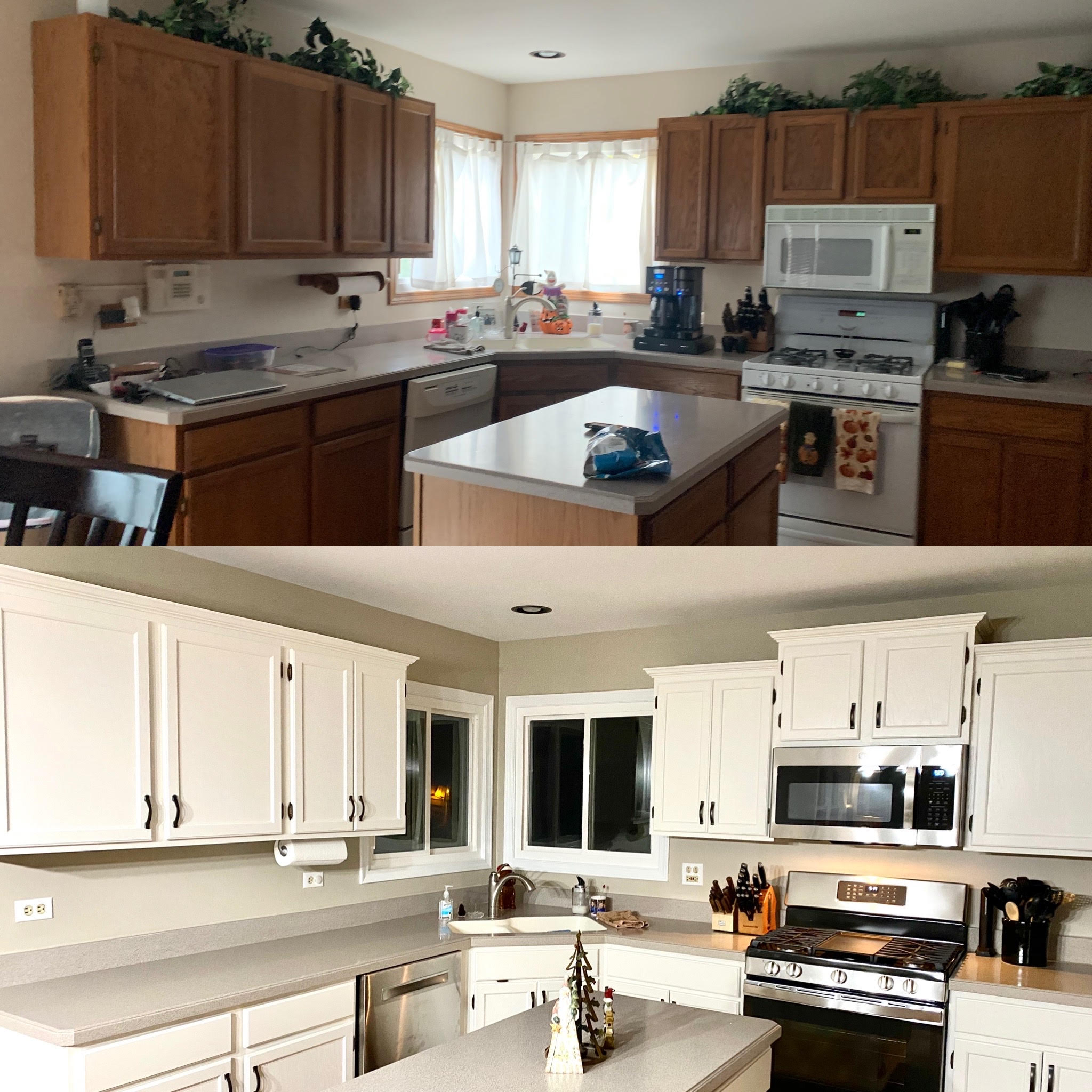 Residential Photos Mchenry County In And Out Painting Inc