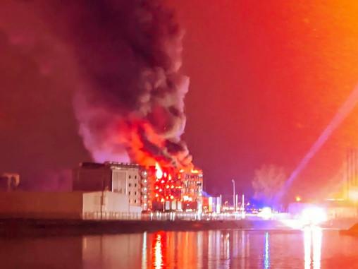Data Breach: a fuoco uno dei più grandi datacenter in Europa