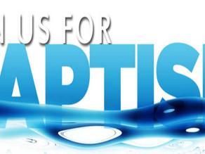 Should I be baptized?