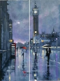 Westminster Night, London