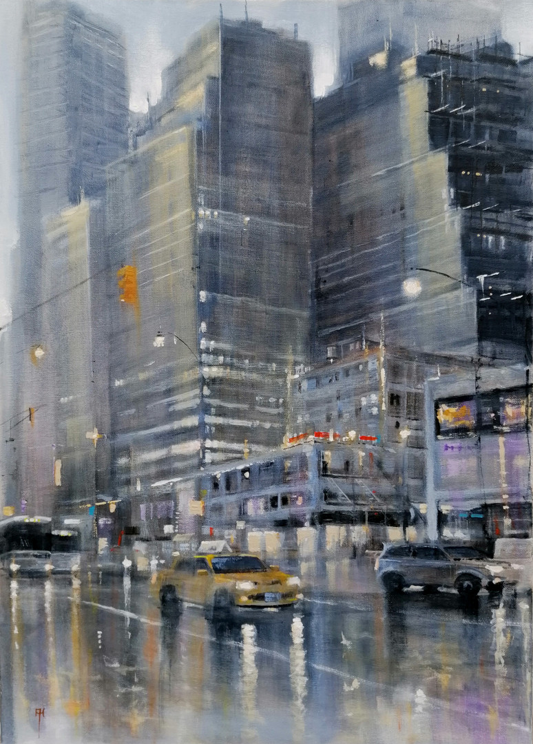 Summer Shower New York