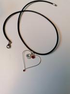 Silver Heart Pendant £15