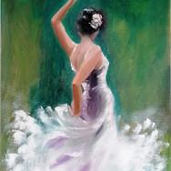 Flamenco dancer 47