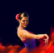 Passion of dance