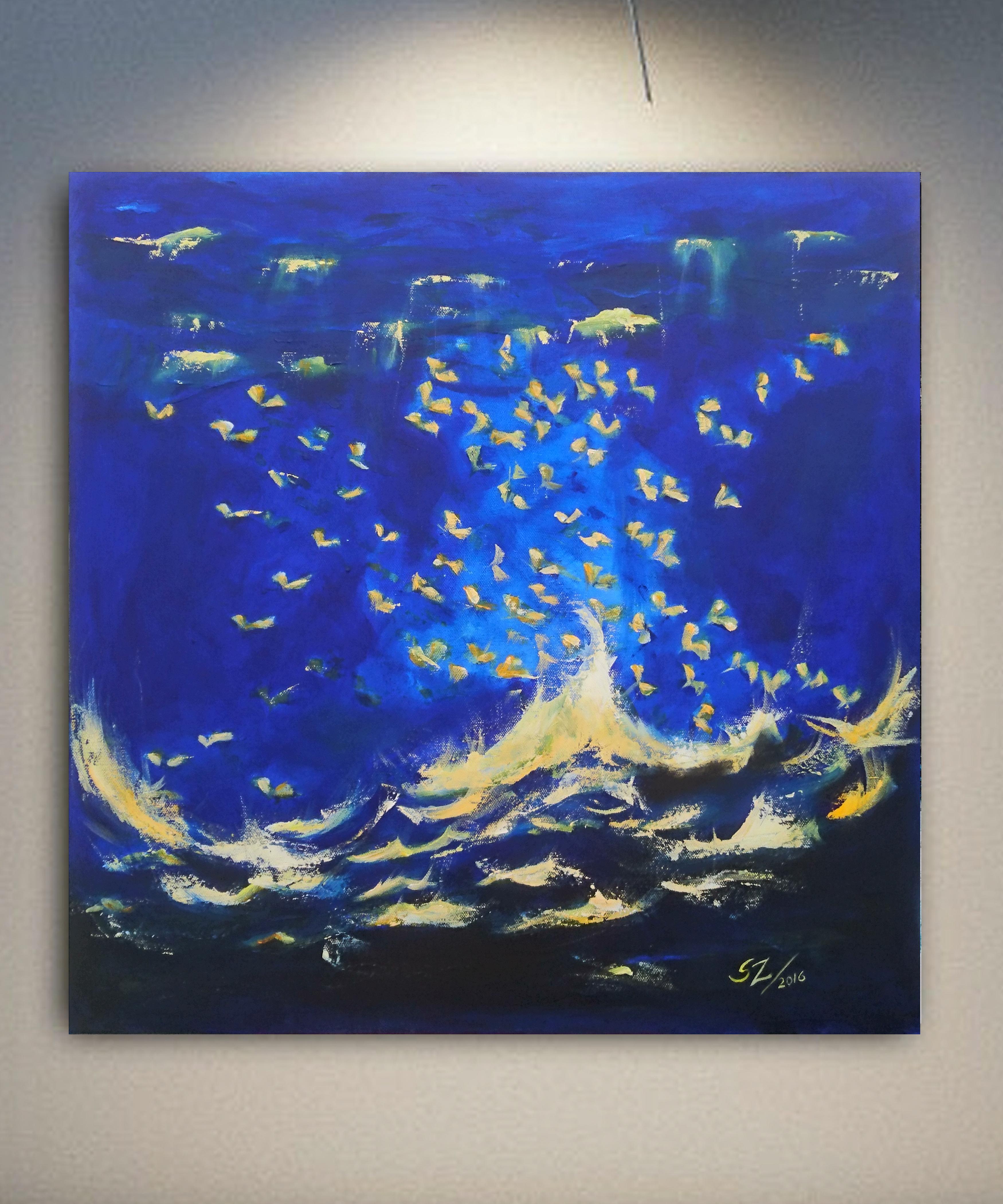 Blue Storm £250