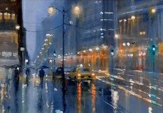 City street, New York  £300