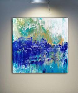 Southern Landscape £350