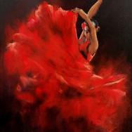 Flamenco dancer 49