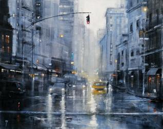 Urban Downpour, New York  £480