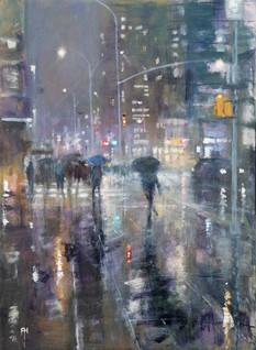 It rain in New York too   £380