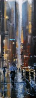 Nights of Manhattan, New York