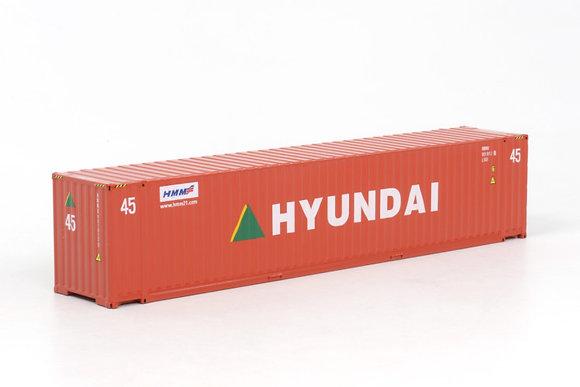 Hyundai 45Ft Container