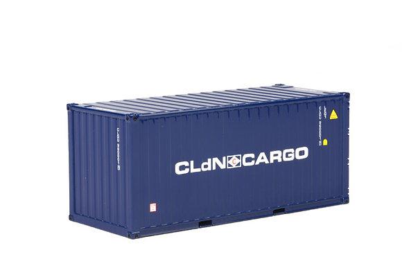 Premium Line; CLDN CARGO 20 FT CONTAINER