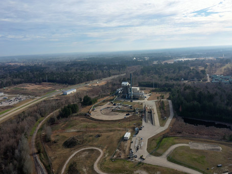 Allegiant Industrial Tasked With Returning Life to Lufkin-Area Power Plant