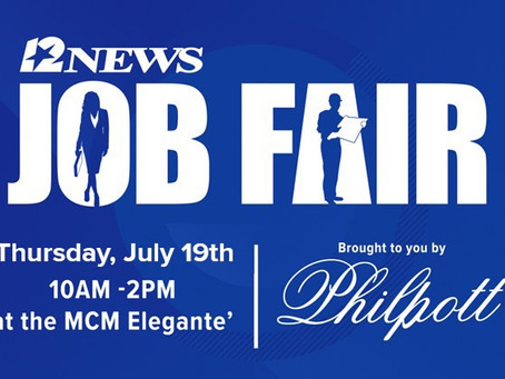 Allegiant Industrial to be at 12News Job Fair 2018