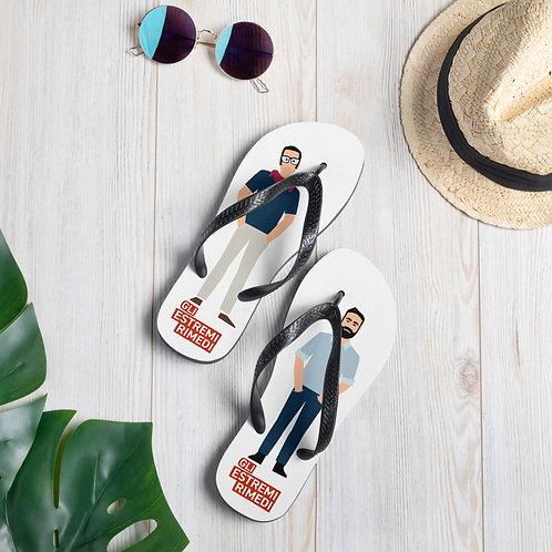 Flip Flops per tutta la Spiaggia