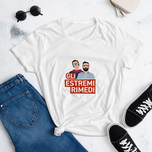 T-Shirt per le Donne (in bianco)