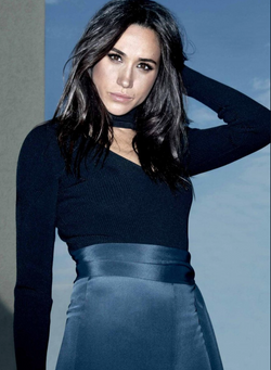 Meghan Markle for Lifestyle Magazine