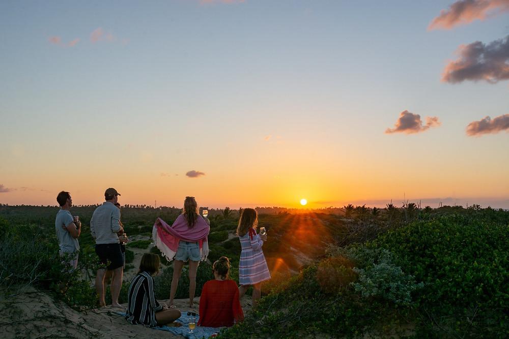 Mozambique Sundowner!