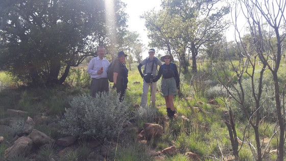 Bokfontein Hike 21st April 2019