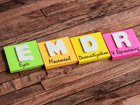 What is EMDR and how can it be helpful in schools?