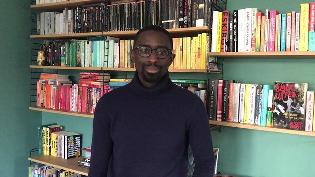 Meet the speaker; Jeffrey Boakye