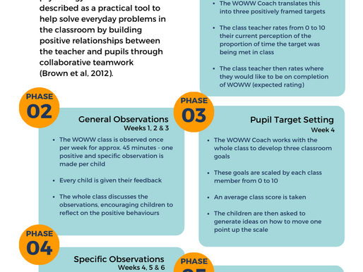 Working on What Works – a 'WOWW!' approach to classroom behaviour
