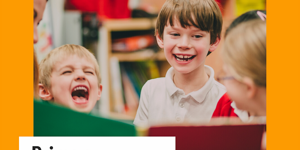 Primary: Supporting Children with Speech, Language and Communication Needs