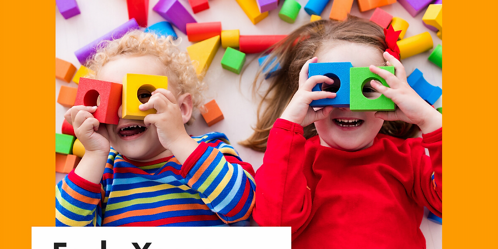 Early Years: Supporting Speech, Language and Communication Development