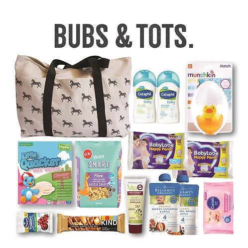 BUBS & TOTS Showbag