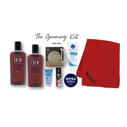 The Grooming Kit (V3)