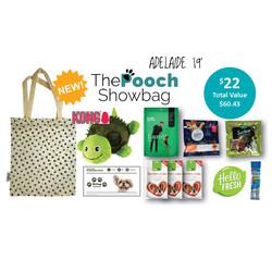 The Pooch Showbag - Adelaide 19'