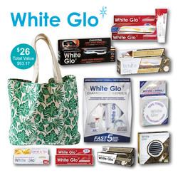 WhiteGlo Showbag