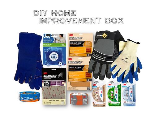 DIY Home Improvement Box (V3)