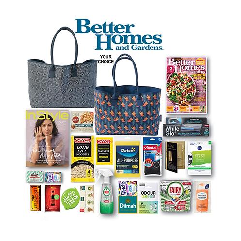Better Homes & Garden Showbag