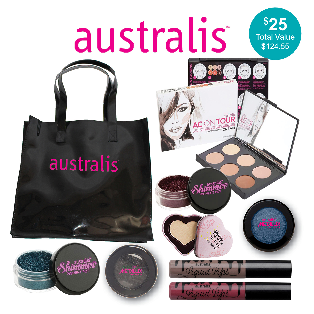 Australis Showbag