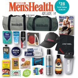 Men's Health - Adelaide 19'