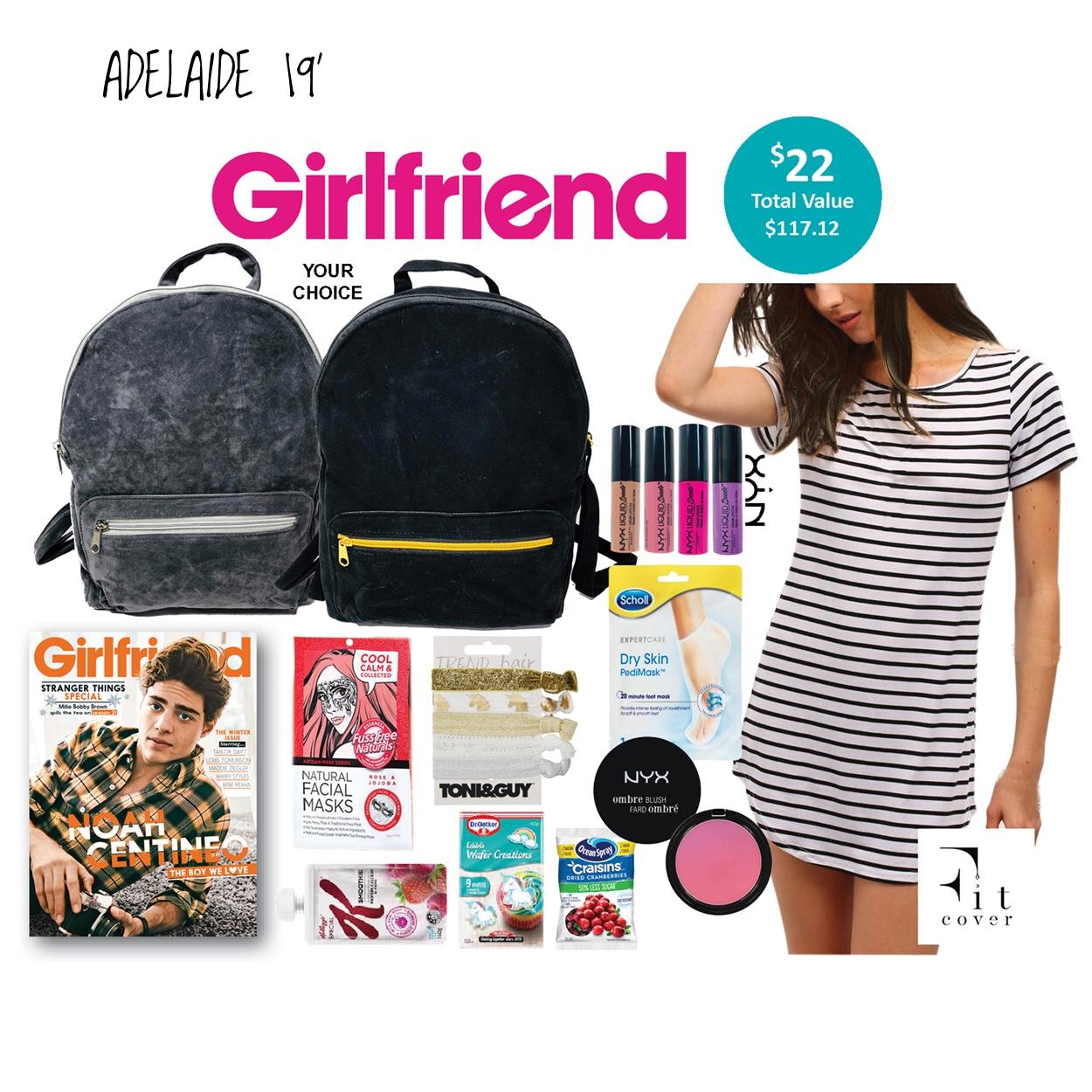 Girlfriend - Adelaide 19'