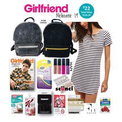 Girlfriend - Melbourne 19'