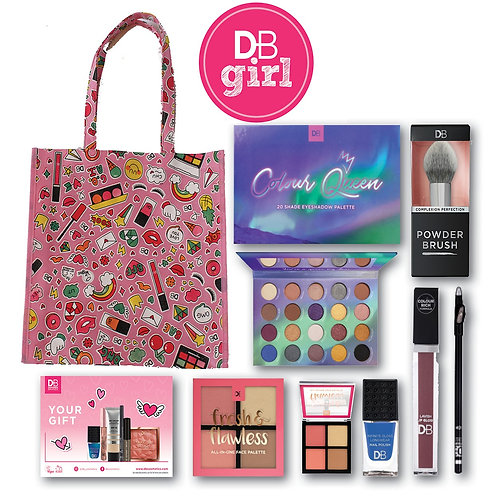 DB Girl Cosmetic Showbag