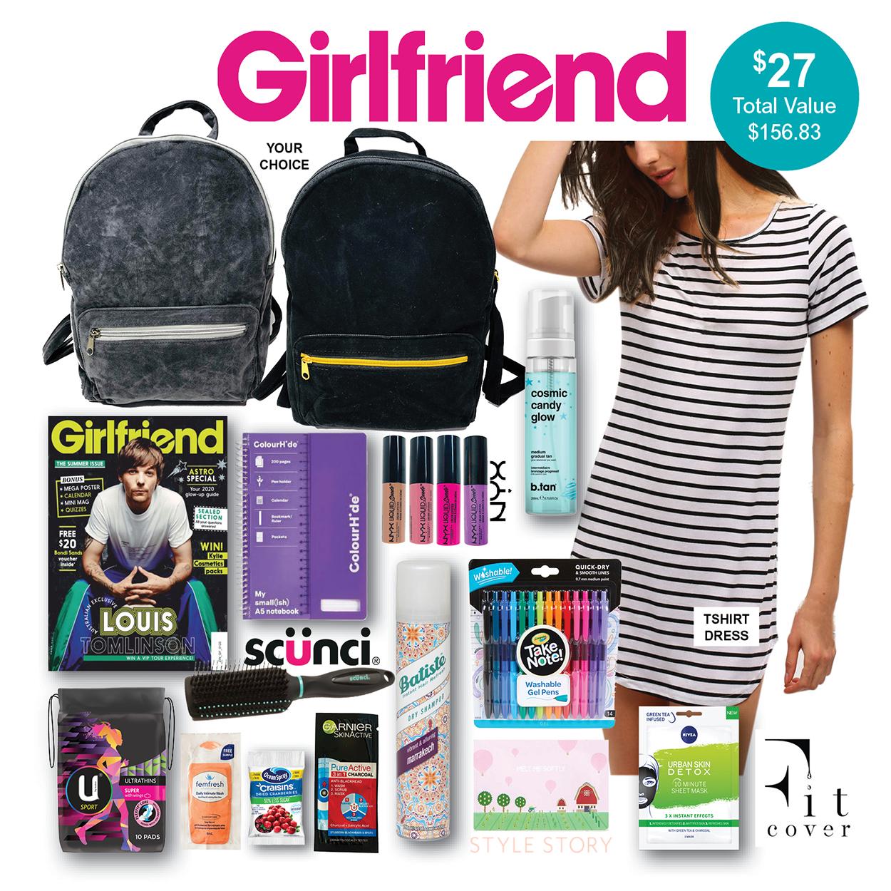 Girlfriend Showbag