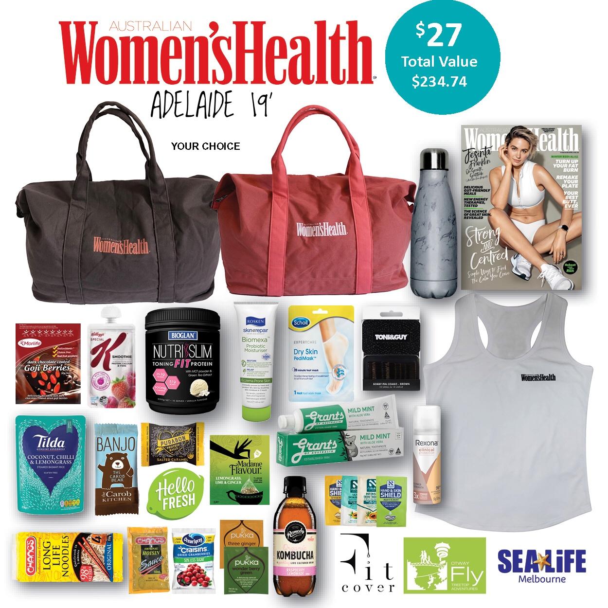 Women's Health - Adelaide 19'