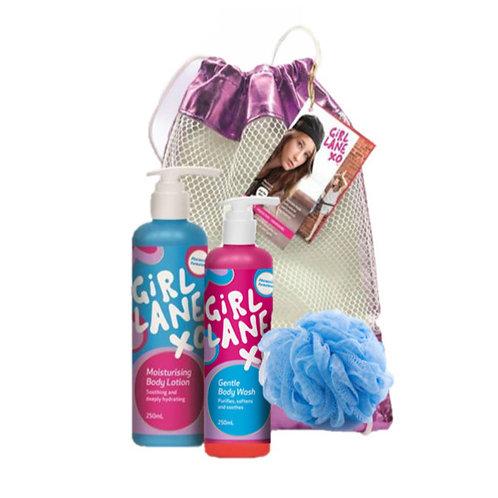 Girl Lane Body Care Pack