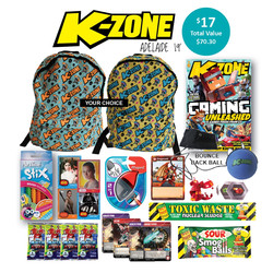 K-Zone - Adelaide 19'