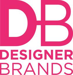 DB logo Stacked Pink