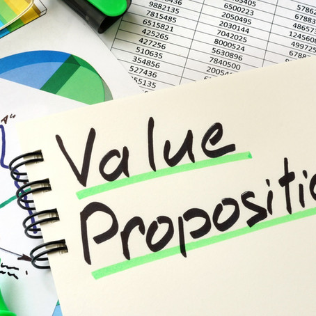 Creating An Engaging Value Proposition (otherwise known as 'clearly telling people what you do').