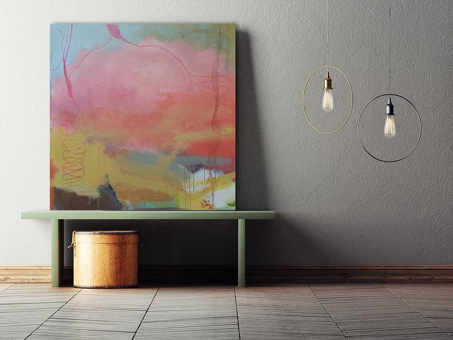 Warm Flow by NH Studio Designs
