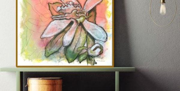 Lemon Flower II