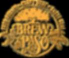 Brew Paso Yellow Logo.png